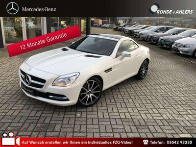 gebraucht Mercedes SLK300 AIRSCARF+PANORAMADACH+NAVI+SPIEGEL PAKET