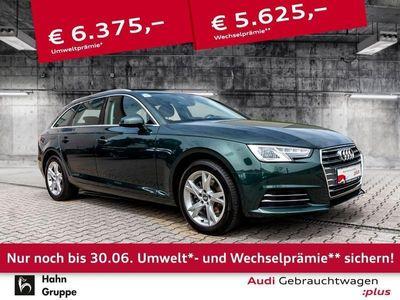 gebraucht Audi A4 Avant Sport 1.4 S-trc Xen Navi SitzH EinparkH