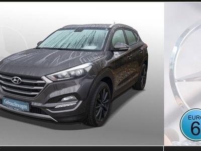 käytetty Hyundai Tucson 2.0 CRDi Kliatronic+AHK abnehmb+Sitze beh