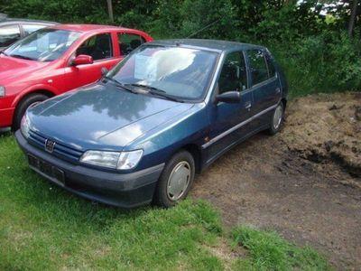 gebraucht Peugeot 306 1.6 5tg.