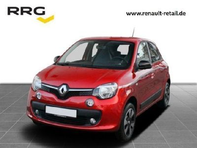 gebraucht Renault Twingo TwingoIII 0.9 TCe 90 LIMITED Klima, Radio, Blue