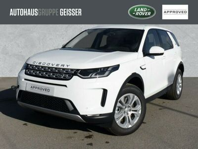 gebraucht Land Rover Discovery Sport D180 AWD Automatik S DAB LED