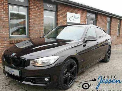 """gebraucht BMW 328 Gran Turismo i Aut. elektr. Heckk, neue 19"""" Alufelgen"""
