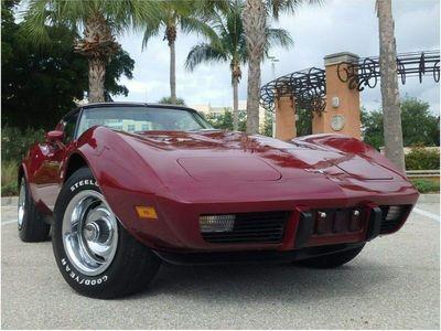 gebraucht Corvette C3 Targa,4385 Meilen Sammlerfahrzeug