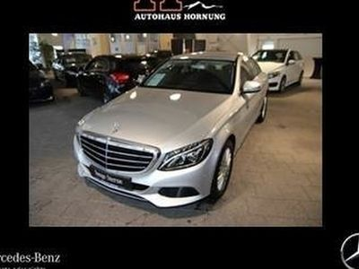 gebraucht Mercedes C220 d 4MATIC Exclusive/LED/SHZ/Navi Styling