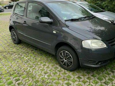gebraucht VW Fox VWzu verkaufen 1,2 TÜV bis Ende April...