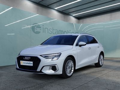 gebraucht Audi A3 Sportback A3 40 TFSI e S line NAVI LED AHK ACC B&O Advanced