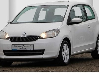gebraucht Skoda Citigo 1.0 Sound DAB Klima Easy-Entry
