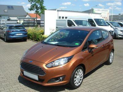 gebraucht Ford Fiesta 1.0 EcoBoost Klimaanlage