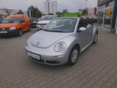 gebraucht VW Beetle NewCabriolet 1.4 Klimaanlage AHK