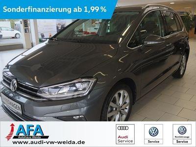 gebraucht VW Golf Sportsvan 1,5 TSI Highline DSG LED,ACC