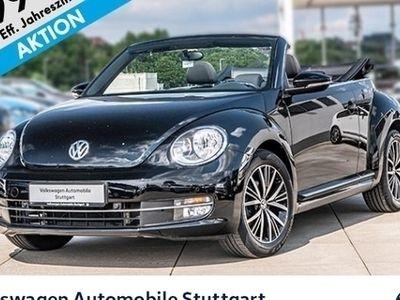 gebraucht VW Beetle Cabriolet Allstar 1.4 TSI Navi GRA Kamera