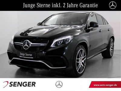 gebraucht Mercedes GLE63 AMG Coupe