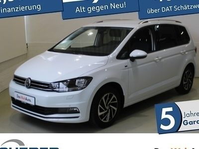 gebraucht VW Touran JOIN 1.0 TSI 7 Sitzer, Navi, ACC, LM