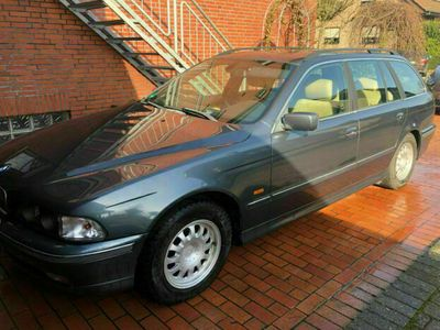 gebraucht BMW 528 i touring LPG Tüv 01/2023 Leder AHK
