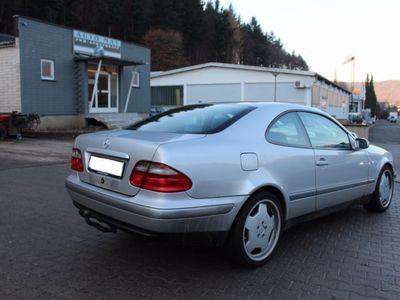 gebraucht Mercedes CLK230 Coupe Kompressor