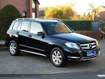 gebraucht Mercedes GLK220 CDI 4-Matic BE GLK -Klasse (BM 204)