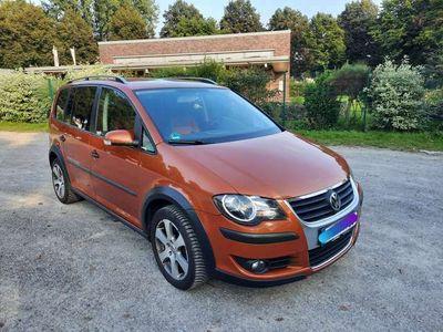 gebraucht VW Touran Cross 1.4 TSI