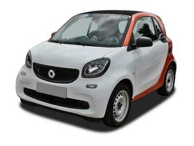 gebraucht Smart ForTwo Coupé ForTwo EQ+COOL&MEDIA++KLIMA+LED+TEMPOMAT+