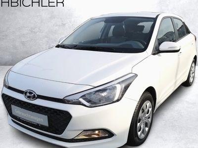 gebraucht Hyundai i20 1.2 Go Klima, USB, Garantie, ...