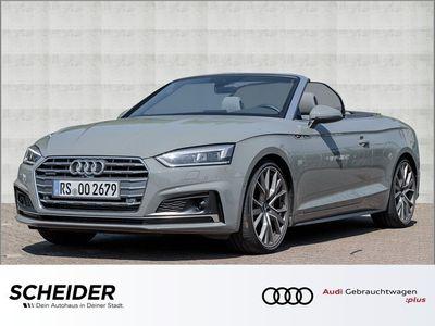 gebraucht Audi A5 Cabriolet 45 TFSI qu 3 x S line Navi Matrix v