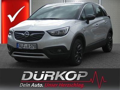 gebraucht Opel Crossland X 1.2 T 120 Jahre IntelliLink Klima Sitzhzg. Parkpilot ZV