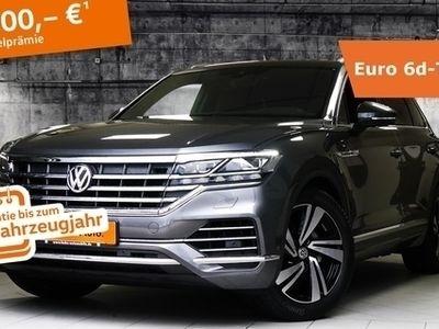 gebraucht VW Touareg V6 TDI IQ.LIGHT AHK Innovision Cockpit