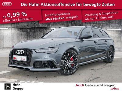 gebraucht Audi RS6 Avant 6 4.0TFSI Perform qu.TIP RS-Abgas 280kmh Matrix