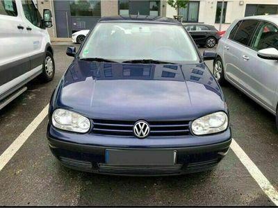 gebraucht VW Golf IV VolkswagenIV Edition Auto