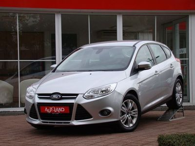 gebraucht Ford Focus 1.6 Ti-VCT AAC ALU NSW Tempomat