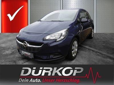 gebraucht Opel Corsa E Edition 1.4, KLima, Tempomat, Sitzheizung