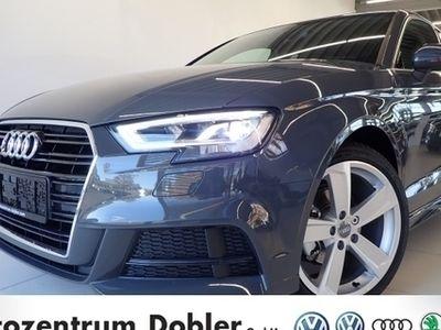 gebraucht Audi A3 Limousine sport 35 TFSI 6-Gang (Navi Xenon)