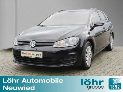 gebraucht VW Golf Variant 1.6 TDI / Climatronic/ Business-Paket