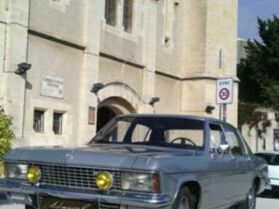 gebraucht Opel Admiral 50 Jahre