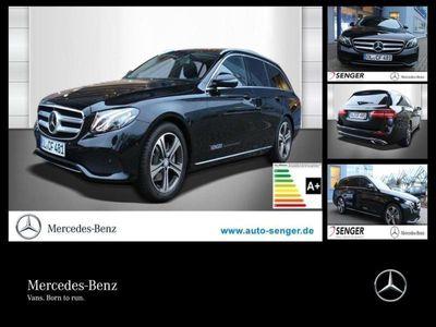 gebraucht Mercedes E220 E-KlasseT Avantgarde NAVI AHK LED Navi