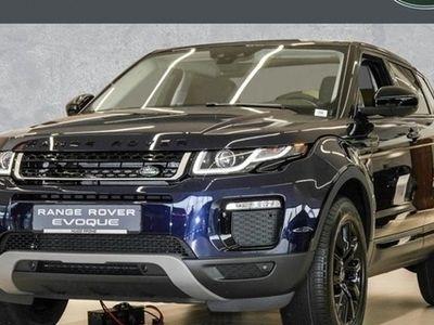 gebraucht Land Rover Range Rover evoque SE 2.0 TD4 UPE 54.190 EUR