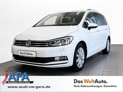 gebraucht VW Touran Standhzg,LED