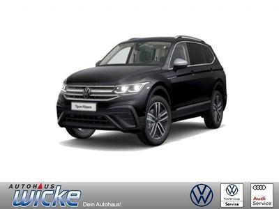 gebraucht VW Tiguan Allspace Life 2.0 l TDI SCR 110 kW (150 PS)
