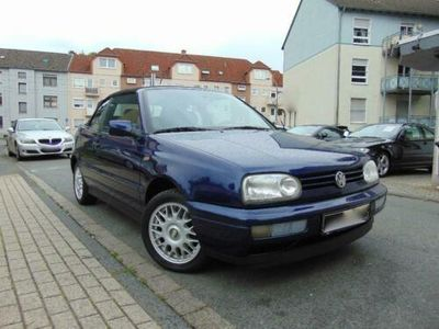 gebraucht VW Golf Cabriolet 3 Automatik Karmann BBS El.-Fensterheber