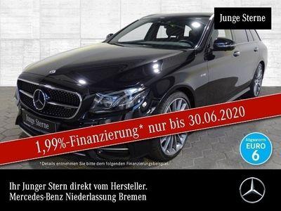 gebraucht Mercedes E43 AMG T 4M AMG Fahrass Multib Widesc Headup 360°