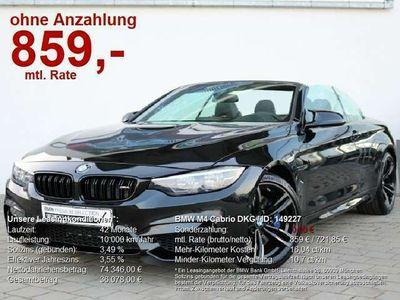 gebraucht BMW M4 Cabriolet DKG Competiton 360CAM/Vmax/HuD/LHZ/NHZ