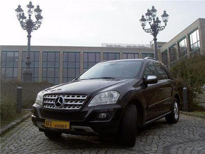 gebraucht Mercedes ML350 CDI 4Matic 7G-TRONIC DPF / Vollausstattung !!!