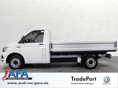 gebraucht VW Transporter T6 Pritsche EK 2,0 TDI LR LED,Klima,GRA