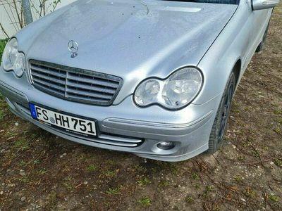 gebraucht Mercedes C280 4Matic Automatik Elegance als Limousine in Neufahrn