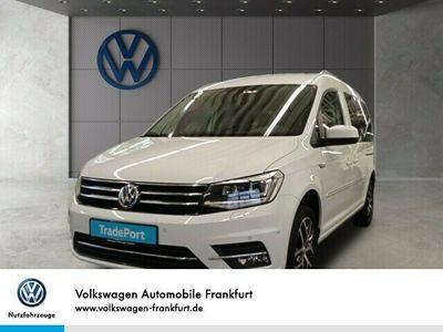 gebraucht VW Caddy Maxi 1.4 TSI DSG Highline Navi ACC FrontAs