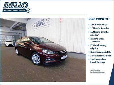 gebraucht Opel Astra ST Dynamic Aut. Navi/AGR/Shz/Kamera/uvm