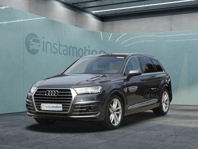 gebraucht Audi Q7 Q73.0 TDI qu 3x S line S-Sitze Pano Allradlenk