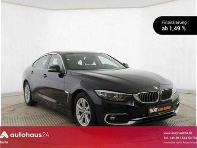 gebraucht BMW 418 Gran Coupé dA Luxury Line LED Sch AHK als Limousine in Berlin