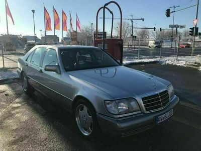 gebraucht Mercedes S300 3.2l Langversion 92er
