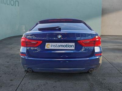 gebraucht BMW 530 530 d Sport Line Touring EURO 6 Aut LED AHK Navi Apple CarPlay Park-Assistent